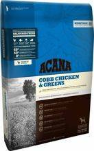 ACANA Adult Dog Cobb Chicken & Greens dwupak 2x11,4kg
