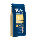 Brit Premium Adult M (Medium) dwupak 2x15kg