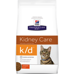 Hill's Prescription Diet k/d Low Allergen Feline 400g