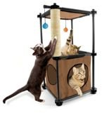 Kitty City Tower wieża dla kota 79cm