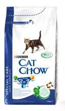 Purina Cat Chow 3w1 Hairbal/Urinary/Oral 1,5kg
