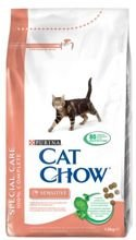 Purina Cat Chow Special Care Sensitive dwupak 2x15kg