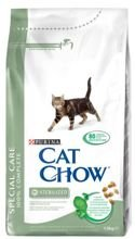 Purina Cat Chow Special Care Sterilized dwupak 2x15kg