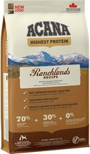 Acana Ranchlands Dog dwupak 2x11,4kg