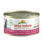 Almo Nature Alternative Szynka z indykiem 6x70g