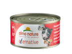 Almo Nature Alternative Szynka z parmezanem 6x70g