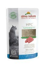 Almo Nature Alternative tuńczyk atlantycki 55g