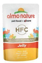 Almo Nature HFC Jelly kurczak w galaretce 6x55g
