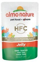 Almo Nature HFC Jelly tuńczyk w galaretce 6x55g