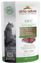Almo Nature HFC natural plus tuńczyk pacyficzny 55g