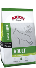Arion Original Adult Large Breed Chicken & Rice 12kg