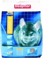 Beaphar Care + extruded Chinchilla Food pokarm dla szynszyli 1,5kg