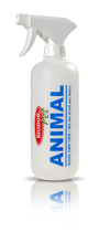 Biodor Animal butelka 500ml (pusta) z atomizerem do koncentratu Biodor