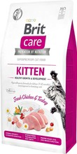 Brit Care Cat Cat Crazy I´m Kitten dwupak 2x7kg