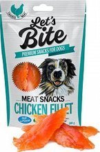 Brit Care Let´s Bite! Dog Fillet O'Chicken 80g