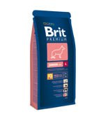 Brit Premium Junior L (Large) dwupak 2x15kg