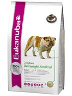 Eukanuba Daily Care Overweight & Sterilised 2,5kg