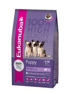 Eukanuba Puppy & Junior Small Breed 7,5kg