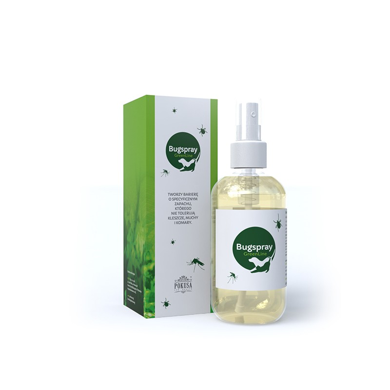 Pokusa GreenLine Bug Spray 150ml