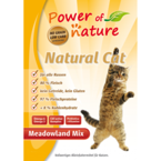 Power of Nature Natural Cat GF Meadowland Mix 15kg