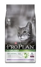 Purina Pro Plan Sterilised z indykiem 1,5kg