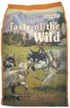 Taste of the Wild High Prairie Puppy z mięsem z bizona 13kg