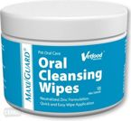 Vetfood Maxi Guard Oral Cleansing Wipes