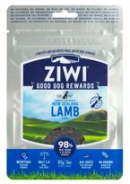 ZiwiPeak Good Dog Rewards przysmaki z jagnięciną 85g