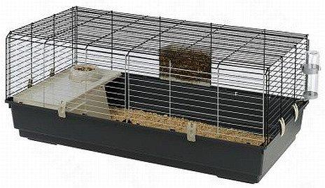 Ferplast Rabbit 120 Klatka Dla Królika Z Wyposażeniem