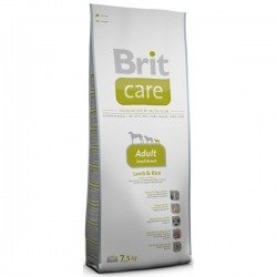 Brit Care Adult Small Breed Lamb & Rice dwupak 2x7,5kg