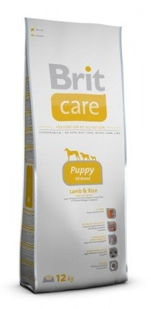 Brit Care Puppy All Breed Lamb & Rice dwupak 2x12kg