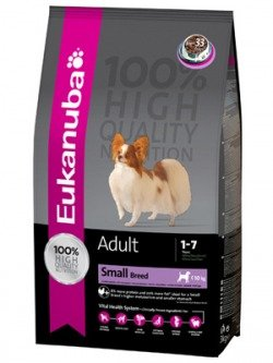 Eukanuba Adult Small Breed Maintenance 3kg