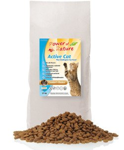 Power of Nature Active Cat Cookies Choice 12kg