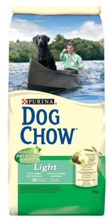 Purina Dog Chow Adult Light z Indykiem 14kg