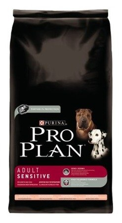 Purina Pro Plan Adult Sensitive dwupak 2x14kg