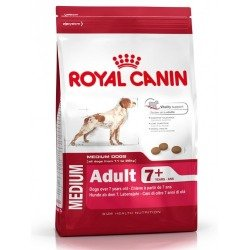 Royal Canin Medium Adult 7+ dwupak 2x15kg