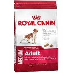 Royal Canin Medium Adult dwupak 2x15kg