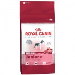 Royal Canin Medium Junior dwupak 2x15kg