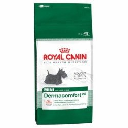 Royal Canin Mini Dermacomfort dwupak 2x10kg