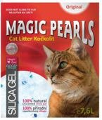 Żwirek silikonowy dla kota Magic Pearls 3,8l (1,6kg)